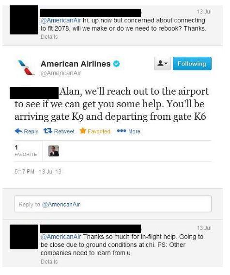 good response