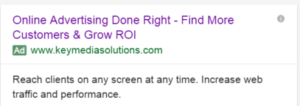 Expanded Text Ads with additional character limits