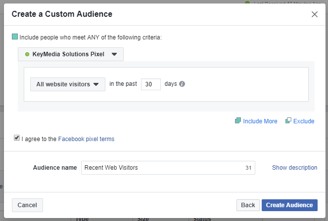 facebook dynamic remarketing