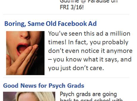boring old ad