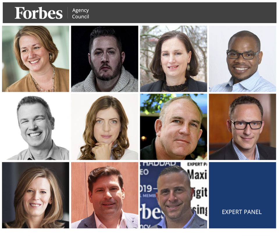 Members of Forbes Agency Council discuss the potential productivity boosts artificial intelligence can bring to the agency industry.