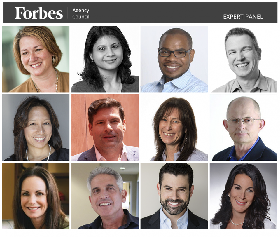 Members of Forbes Agency Council offer tips for making a memorable speech at an industry event.
